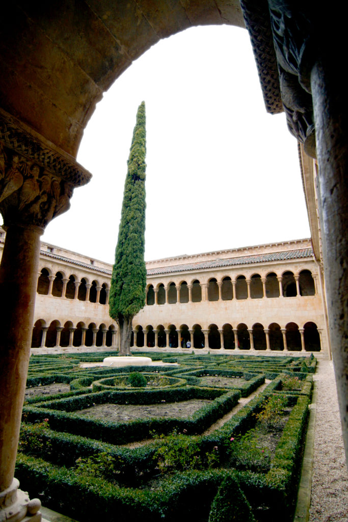Klosteret Santo Domingo de Silos