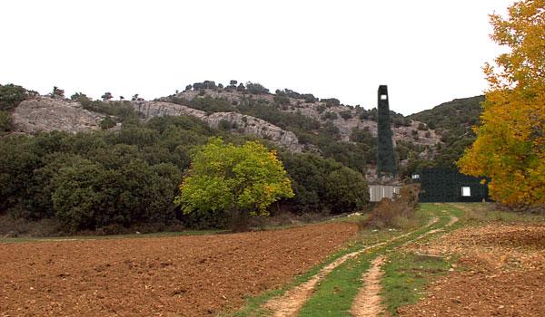 Maqueta Capilla San Olav 4