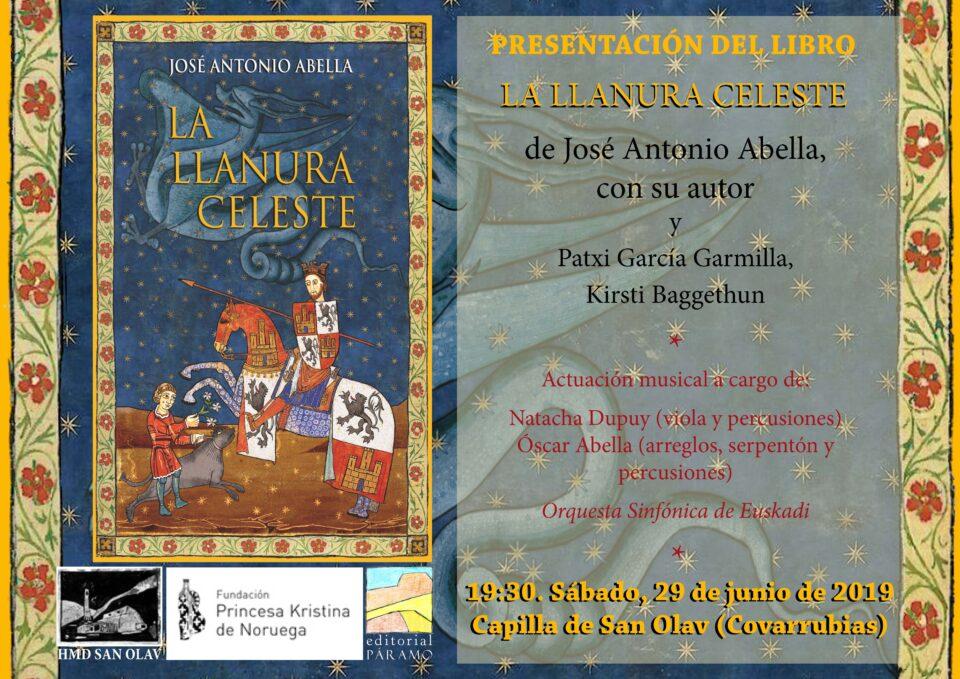 Póster La Llanura Celeste en Covarrubias